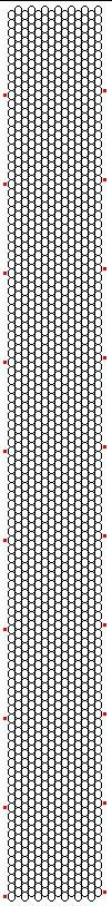 TISSAGE PEYOTE BRACELET -- Just for Fun Peyote Patterns - Beadwork