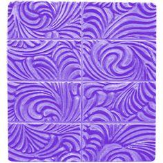 Milky Way Molds - Tray-Arabesques Soap Mold, $8.25 (http://www.milkywaymolds.com/tray-arabesques-soap-mold/)