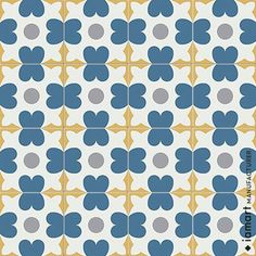 Iamart encaustic cement tiles combine the industrial beauty, the highly valued and reliable quality of the past centuries tailored to the needs of nowadays. Wall And Floor Tiles, Classic Collection, Cement, Design, Home Decor, Decoration Home, Room Decor, Interior Decorating