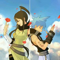 Black*Star and Tsubaki