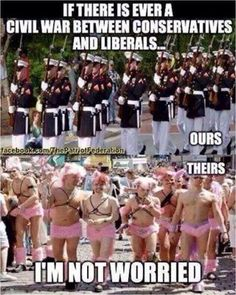 The Liberal Armed Forces