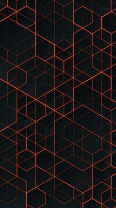 Red Geometrics- Red Geometrics Red Geometrics - – Graffiti World Phone Wallpaper Design, Cellphone Wallpaper, Cool Wallpaper, Designer Wallpaper, Pattern Wallpaper, Wallpaper Backgrounds, Iphone Wallpaper, Wallpapers, Geometric Designs