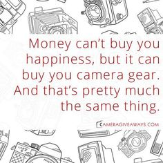 . Funny Photography, Quotes About Photography, Photo Quotes, Me Quotes, Camera Quotes, Vintage Cameras, Fashion Quotes, True Words, Taking Pictures