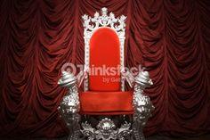 Red Throne Stock Photo | Thinkstock