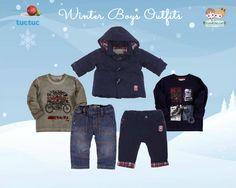 Winter #outfits for #boys from #Boboli and #TucTuc.  Shop now at: www.kidsandchic.com/boy  #xmas #gifts #boysclothing #boysfashion #kidsfashion #trendychildren #kidsclothing #shoppingbarcelona #modainfantil #ropainfantil #modaniño #ropaniño #compraonline #castelldefels #barcelona #tiendainfantil