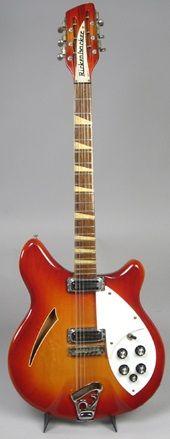 1966 Rickenbacker 360-12 Fireglo > Guitars : 12 String Electric & Acoustic - Nationwide Guitars | Gbase.com