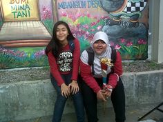 with yangti on the street