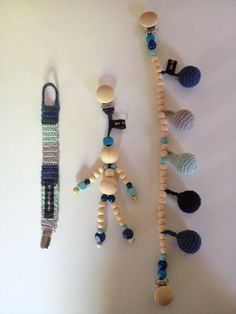Crochet baby toys DIY - hæklet baby ting