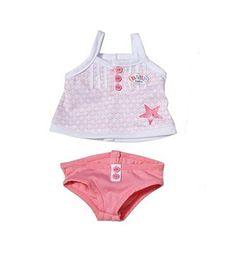 Zapf Creation 818077 - Baby born Puppe Unterwäsche, sortiert, Farbe nicht auswaehlbar. Zapf Creation http://www.amazon.de/dp/B00CFVDFAO/ref=cm_sw_r_pi_dp_YZgwvb0M122T3