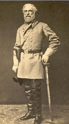 Robert E. Lee, Confederate General during the Civil War