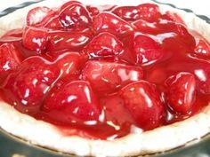 Fresh Strawberry Pie!