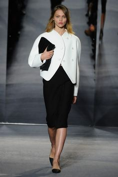 Fall 2013 Trend: Ahead of the Curve (Proenza Schouler RTW Fall 2013)