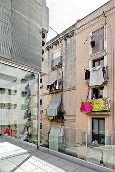 MAP ARQUITECTES _ Film Theatre of Catalonia by mateoarquitectura, via Flickr