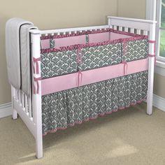 Crib And Mattress Set