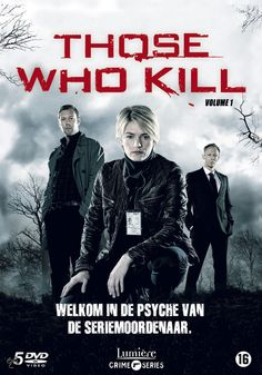 Those Who Kill  Scandinavische thriller series.