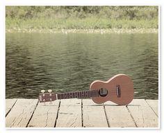 Ukulele Photograph / Musical Photography / by JillianAudreyDesigns, $30.00