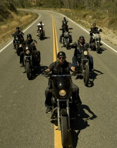 SAMCRO Sons of anarchy