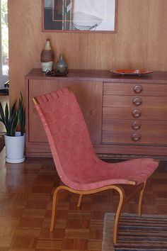 Bruno Mathsson Eva chair