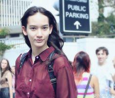 mona matsuoka // street style Mona Matsuoka, Fashion Models, Fashion Beauty, Old And New, Passion, Icons, Street Style, Polyvore, Hair