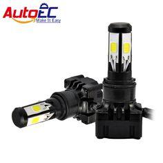 AutoEC 30pcs H4 H6 BA20D 25w 2500LM COB led Motorcycle Headlight High Low Conversion Beam universal Motorcycle wholesale #LN56 #Affiliate