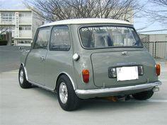 Photo Mini Cooper S, Mini Cooper Classic, Cooper Car, Classic Mini, Classic Cars, Mini Morris, Minis, Audi Rs, Love Car