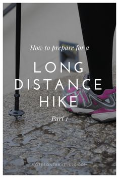 All you need to know about preparing a long distance hike from a woman who walked more than km across Europe: training, shoes, clothes, packing,. Travel Goals, Travel Advice, Travel Tips, Travel Hacks, Thru Hiking, Hiking Tips, Backpacking Tips, Hiking Gear, Hiking Training