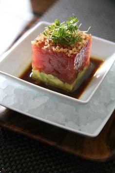 BLT Steak's Tuna Tatare