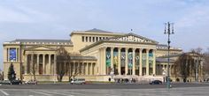 Museum of Fine Arts, Budapest - free image