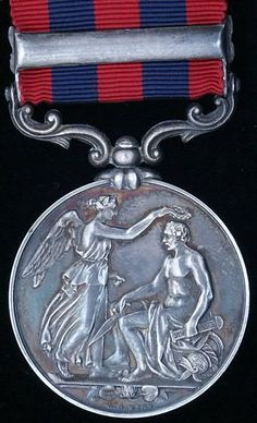 India General Service Medal 1854 - 1895
