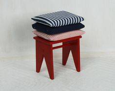miniature stool for 1/6 scale dolls  #furniturefordolls #minifurniture #12inchdoll #dollfurniture #playscale