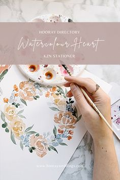 Founded in 2015, Watercolour Heart Fine Art Illustration & Design has placed its focus on playful & fresh colour palettes, artful patterns and textures, inspired concepts and original illustrations. Watercolour Heart brides are all about the personal, creative and unique details that tell a one-of-a-kind story. #hooraydirectory #weddings #southafricanweddings #southafricanbrides #planningmywedding #hoorayweddings