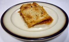 #Cocina conmigo: Empanada de hojaldre