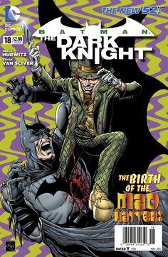 Preview: BATMAN: THE DARK KNIGHT #18