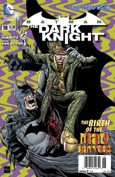 [Preview VO] Batman : The Dark Knight #18 | DCPlanet.fr