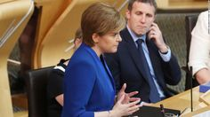 Scottish National Party (SNP) leader Nicola Sturgeon has announced she is shelving plans for a second independence referendum until Brexit negotiations end.