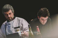 """Iban Mate y Aitor Riaño. Del bar y restaurante RK, en la Avenida  de Navarra, 57 de Beasain (T. 943 889888). Participaron en el Campeonato de Euskal Herria de Pintxos con """"Mejillón del Goierri"""". Cómprate un libro de campeonato con todas las recetas y fotos: http://www.campeonatodepintxos.com/tienda/ #Hondarribia #Pintxos #Pinchos #Tapas #Fuenterrabía #Fontarrabie @hondarribiaturi  @euskadipintxos"""