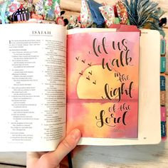 Bible Journaling Tip-Ins