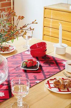リンネル - <マリメッコ>のある暮らしを探しにフィンランドへ   Marimekko
