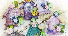 Los palitos de madera (también llamados palitos de paleta) pueden ser usados de mil formas creativas y en esta ocasión te mostramos cómo ha...
