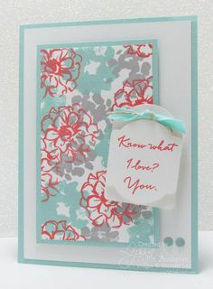 Featured Sale-A-Bration Set of the Week: What I Love