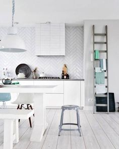 Love the ladder! Would be perfect in my bathroom