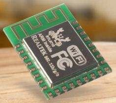 In the last two years, ESP8266 was the Wifi Chip/Module which dominated the market of hobbyists, even a lot of commercial products use ESP8266, due to the low price, ease of use and large community around ESP8266. RTL8710 is a Wifi network solution from the Taiwanese Company Realtek. It can operate independently, or as aRead More