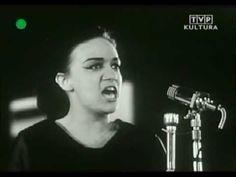 Ewa DEMARCZYK- Grande Valse Brillante - II m -SOPOT 1964- (oldies, black...