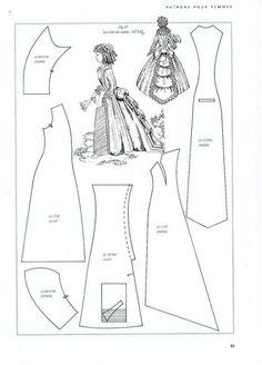 robe victorienne - Recherche Google