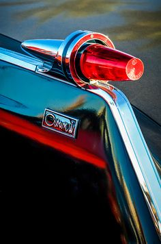 Chrysler Images by Jill Reger - Images of Chryslers -  1962 Chrysler Imperial Crown Taillight