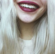 piercing smiley