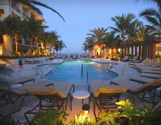 This is the Vero Beach Hotel & Spa...they have a really great place here.  Bonfire by beachside, great food at the Cobalt and fun parties at the Heaton Reef pool bar.
