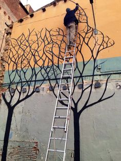SAM3 http://www.widewalls.ch/artist/sam3/ #SAM3 #streetart #murals