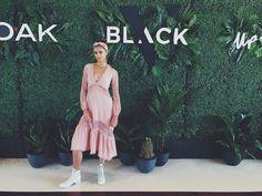 Taylor Hill  Instagram 「Killin Coachella #velocityblack @velocity.black #MembersOnly」