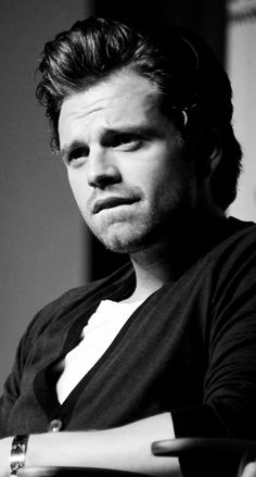 "Sebastian Stan (James ""Bucky"" Barnes, Captain America: Winter Soldier)"